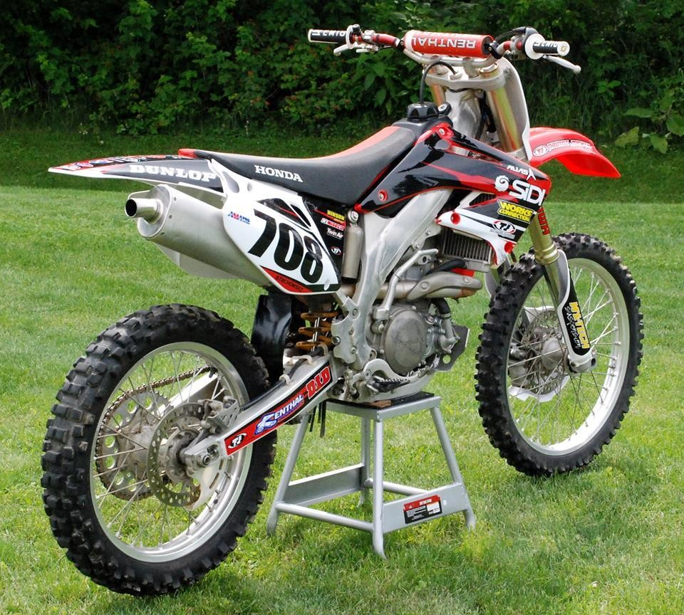 Throttle Jockey 50/50 kit.  Black Side