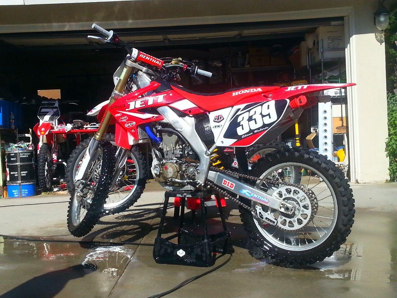 shane's bike
