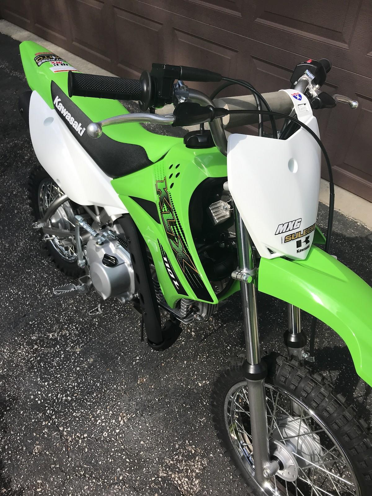2020 Kawasaki KLX110L
