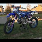 Yamaha YZ250 Bike for 2020