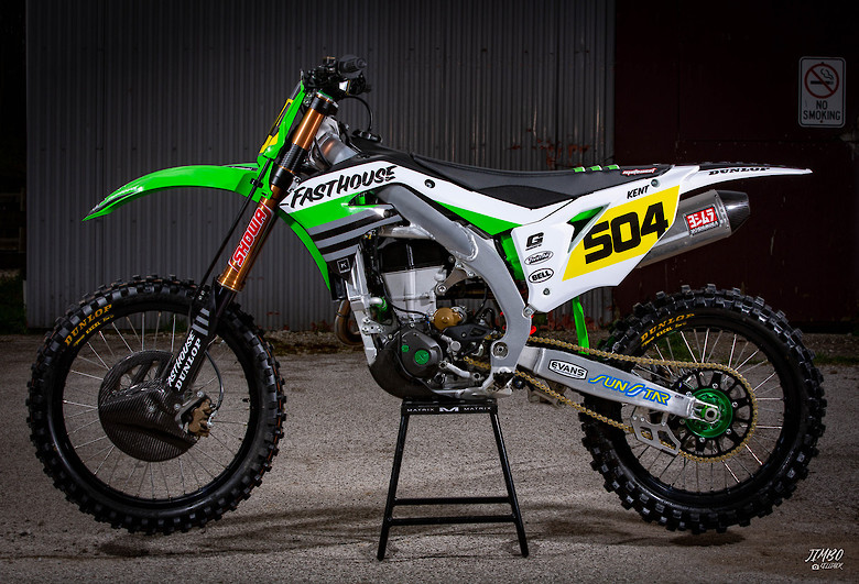 KX450 Factory Edition