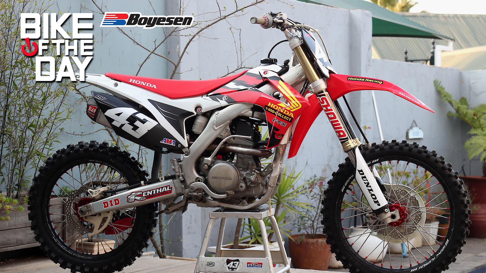 2014 CRF250R