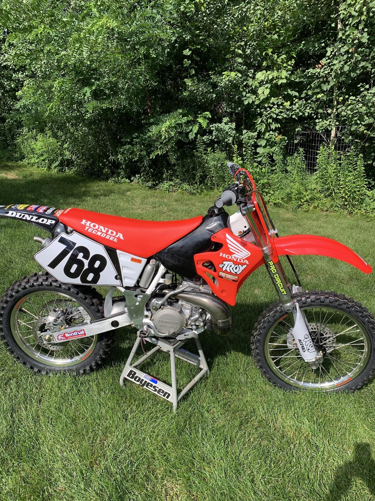 1994 HoT Cr250