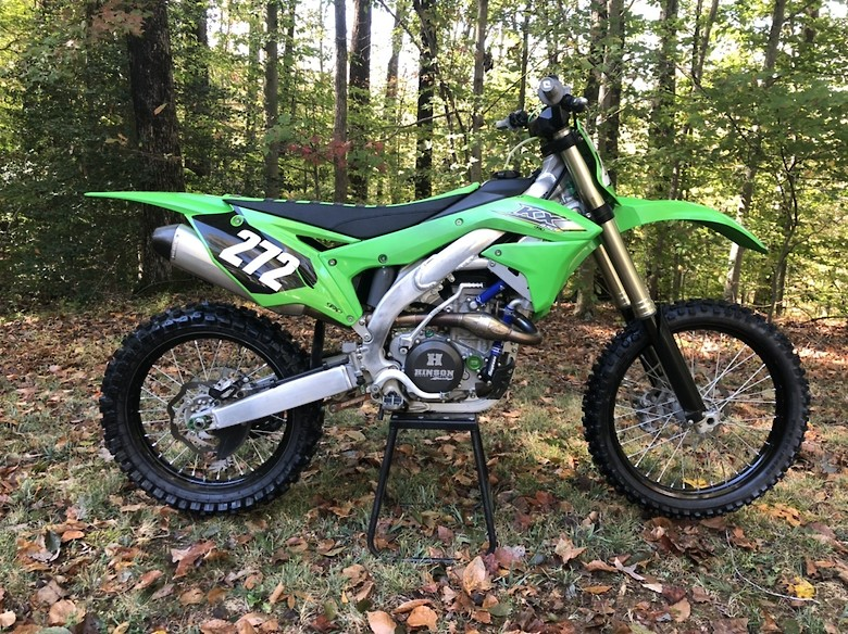 2016 KX450F