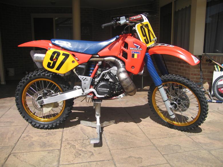 87 Cr500 Lardcaster S Bike Check Vital MX
