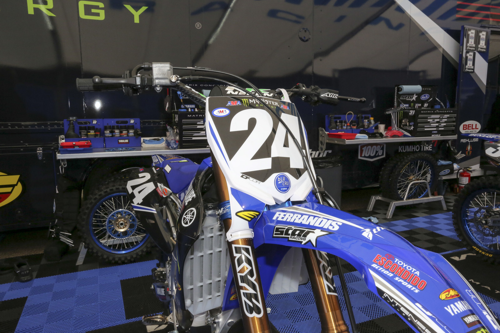 9W6A7026 - A Day at AT&T Stadium - Motocross Pictures - Vital MX