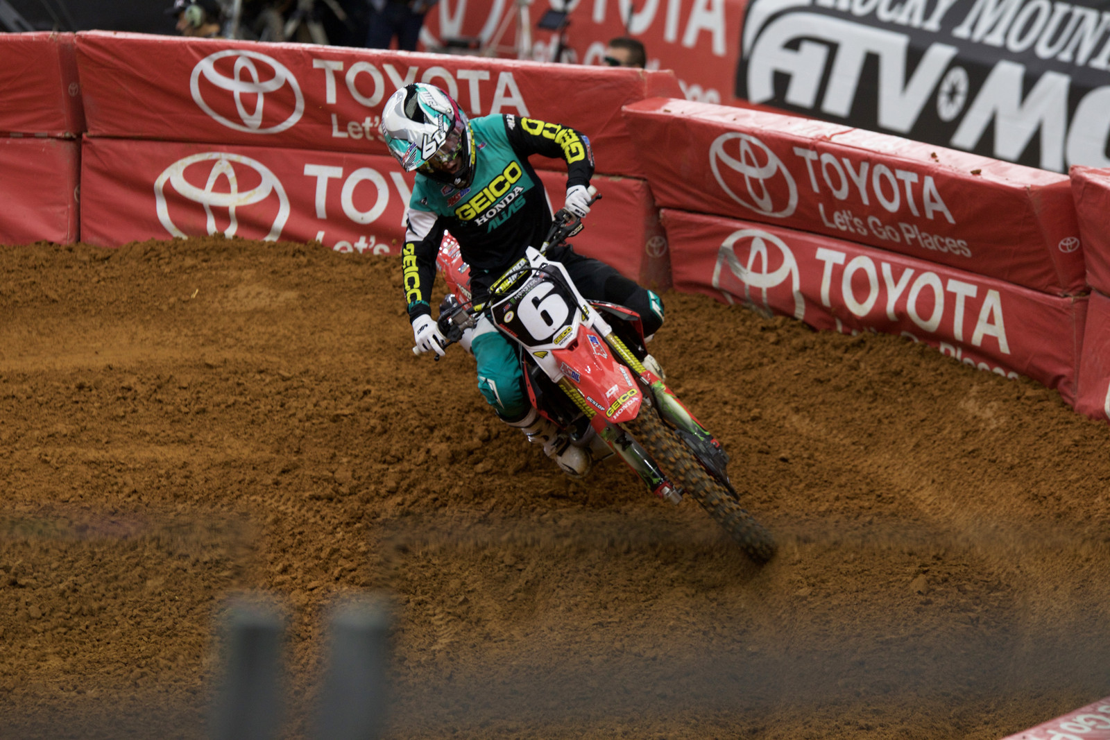 Jeremy Martin - Views from the Stands - 2017 Arlington SX - Motocross Pictures - Vital MX
