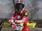 Team Suzuki World MX2 Photoshoot - Behind the Scenes