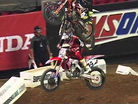 CRASH: Phil Nicoletti, Andrew Short, & Wil Hahn - 2016 Atlanta Supercross