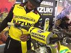 Yoshimura Suzuki Factory Racing - 2016 Daytona Supercross