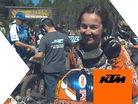 2016 Wild Boar GNCC - Kacy Martinez & Kailub Russell