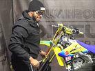 Yoshimura Suzuki Factory Racing - 2016 Indianapolis Supercross