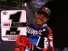 2016 East Rutherford Supercross: 450 Main Event Highlights