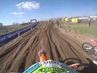 Onboard: Shaun Simpson - 2016 MXGP of Germany Qualifying Race