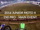 Onboard: Joey Crown - 2016 JuniorMotoX