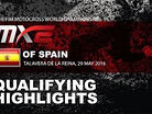 2016 MXGP of Spain: MX2 Qualifying Race Highlights