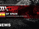 2016 MXGP of Spain: MX2 & MXGP Race Highlights