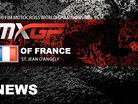 2016 MXGP of France: MX2 & MXGP Race Highlights