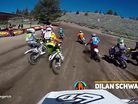 Onboard: Dilan Schwartz - Mammoth Motocross