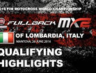 2016 MXGP of Lombardia-Italy: MX2 Qualifying Race Highlights