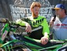 Ryan Villopoto Podium Interview - 2016 MotoSport.com NW MX Series