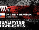 2016 MXGP of Czech Republic: MX2 Qualifying Race Highlights
