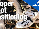 Riding Tips with Jimmy Albertson - Proper Foot Positioning