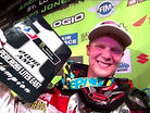American Honda Thanks Trey Canard for a Decade of Commitment