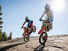 Donner Partying 2016 - Shredding the Ultimate Hard Enduro Playground at a Classic Tahoe Ski Hill