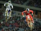 Ryan Dungey & Chad Reed Battle - 2017 Phoenix Supercross