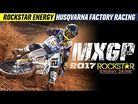 Rockstar Energy Husqvarna Factory Racing MXGP Team Intro