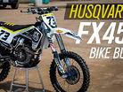 2017 Husqvarna FX450 Bike Build - Rocky Mountain ATV/MC