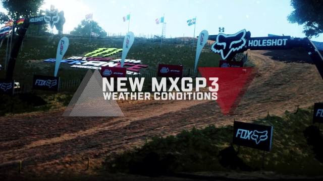 MXGP 3: Weather Conditions Trailer