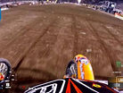 Onboard: Mitchell Oldenburg - 2017 Salt Lake City Supercross 250 Main Event