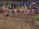 2017 MXGP of Latvia: MXGP & MX2 Qualifying Race Highlights