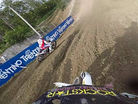Onboard: Gautier Paulin - 2017 MXGP of Russia Qualifying Race
