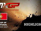 2017 MXGP of Portugal: MXGP & MX2 Qualifying Race Highlights