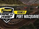 2017 Australian Motocross Nationals: Port Macquarie Track Map