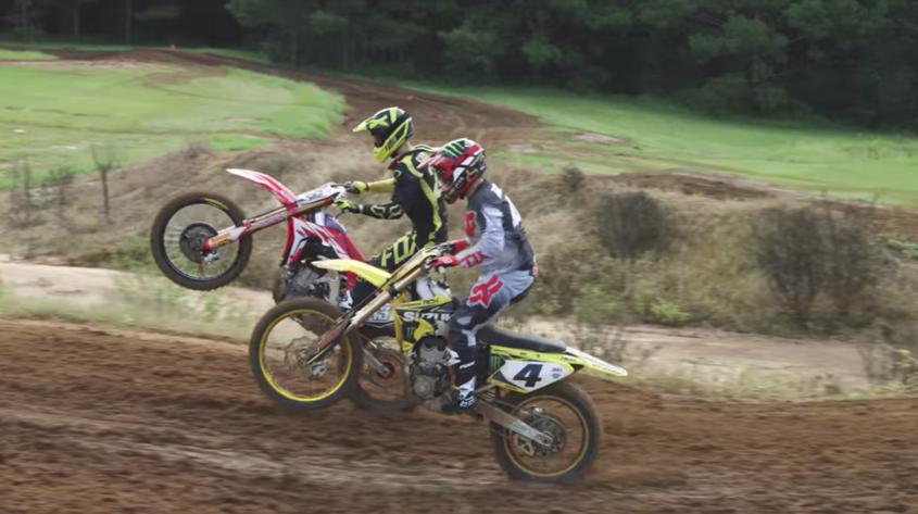 Fox Racing: American Dreams - Ricky Carmichael & Tim Gajser