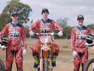 2018 KTM Australia Motocross Racing Team Intro Video