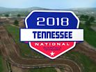 2018 Muddy Creek Motocross National - Animated Track Map