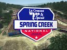 2018 Spring Creek Motocross National - Animated Track Map