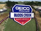 2018 Budds Creek Motocross National - Animated Track Map