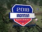 2018 Ironman Motocross National - Animated Track Map
