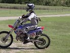 Chad Reed Rides Ronnie Mac's Screamin' Eagle 1998 CR250