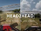 Onboard: Layne Michael & Josh Strang - 2018 Wade Farm Sprint Enduro