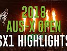 2018 AUS-X Open: SX1 Class Race Highlights