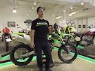 The Science of Supercross - A New Bike