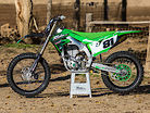 Ride Engineering 2019 Kawasaki KX450F Project Bike