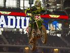 2019 Arlington Supercross - 250 & 450 Main Event Highlights